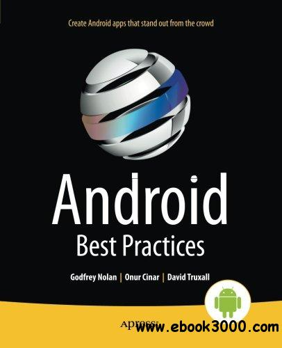 Android Best Practices free download