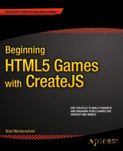 Beginning HTML5 Games with CreateJS free download