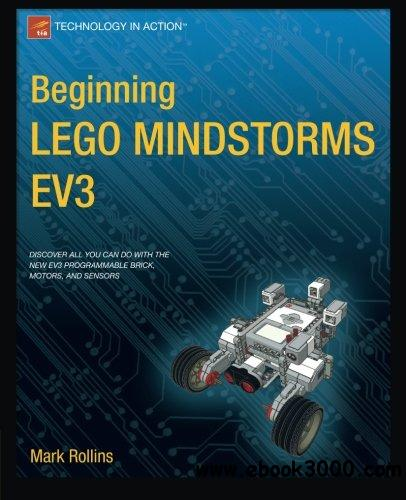 Beginning LEGO MINDSTORMS EV3 free download
