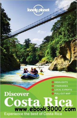 Lonely Planet Discover Costa Rica (Country Guide) free download