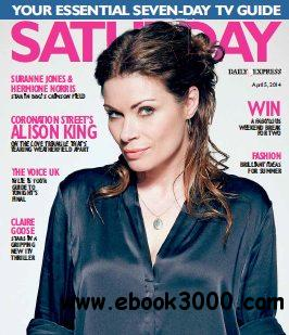 Saturday (Daily Express) - 5 April 2014 free download