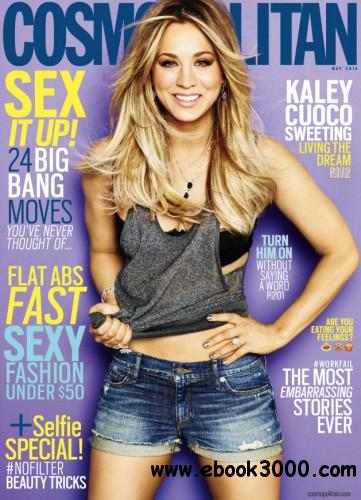 Cosmopolitan USA - May 2014 download dree