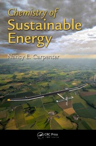 Chemistry of Sustainable Energy free download