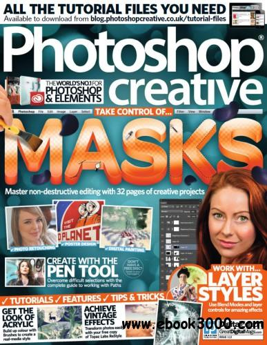 Photoshop Creative - Issue 112 2014 free download