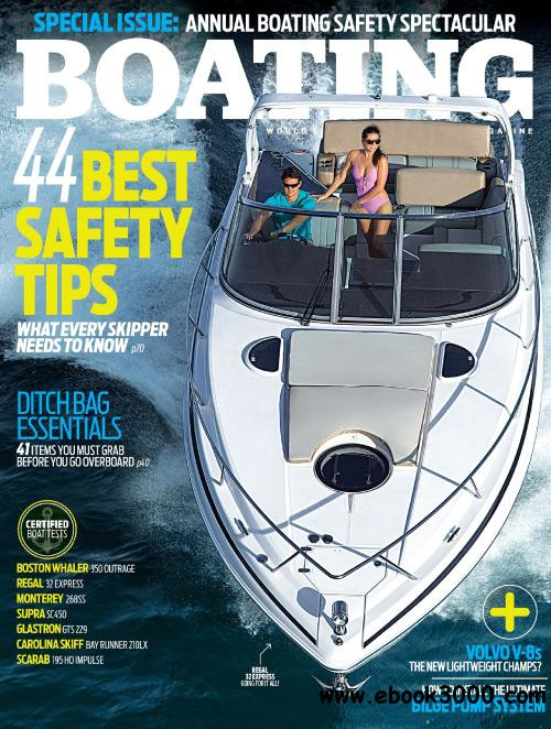 Boating - May 2014 free download