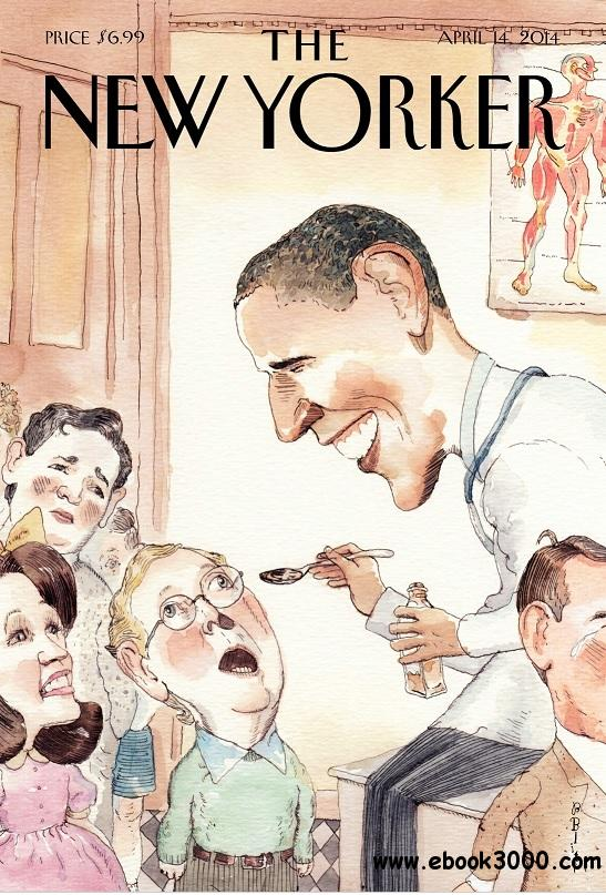 The New Yorker-April 14 2014 free download
