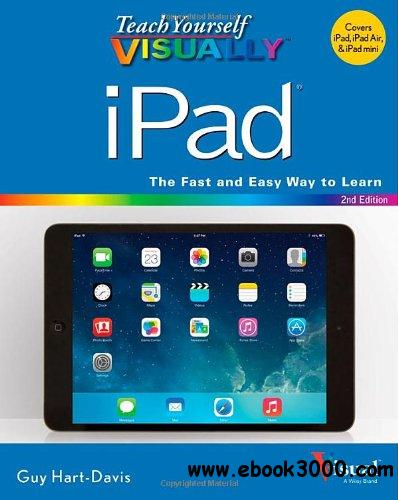 Teach Yourself VISUALLY iPad, 2 edition free download