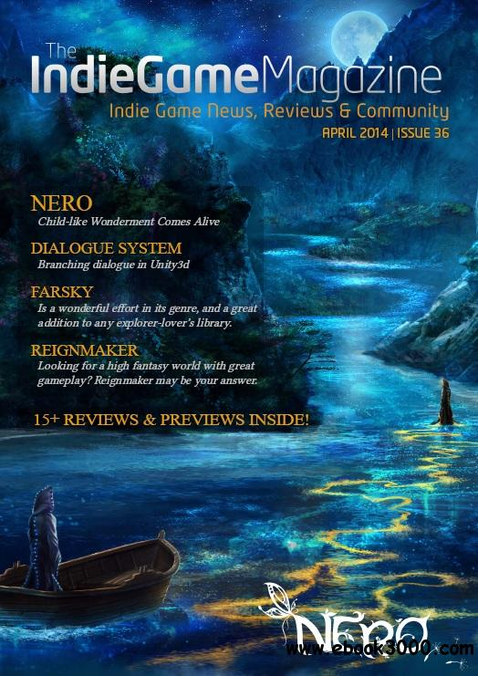 The Indie Game Magazine - April 2014 download dree