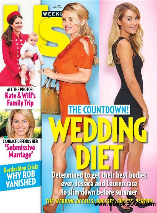 Us Weekly - 21 April 2014 free download