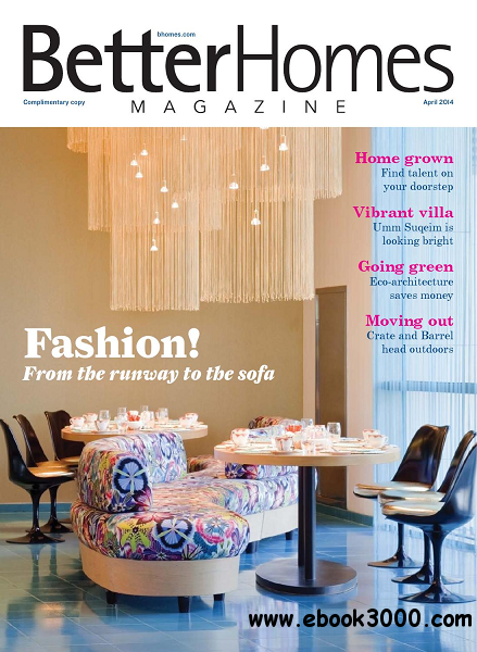 Better Homes - April 2014 free download