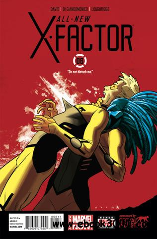 All-New X-factor 006 (2014) free download