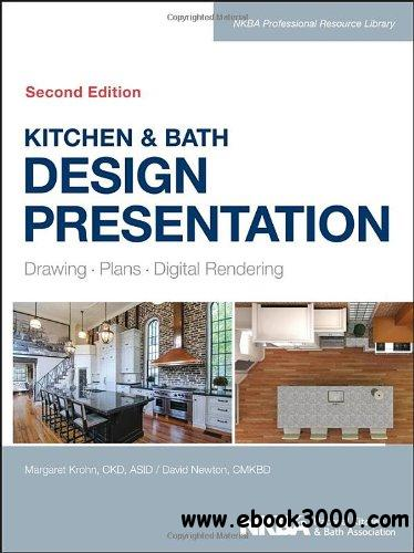 Kitchen Bath Design Presentation: Drawing Plans Digital Rendering free download