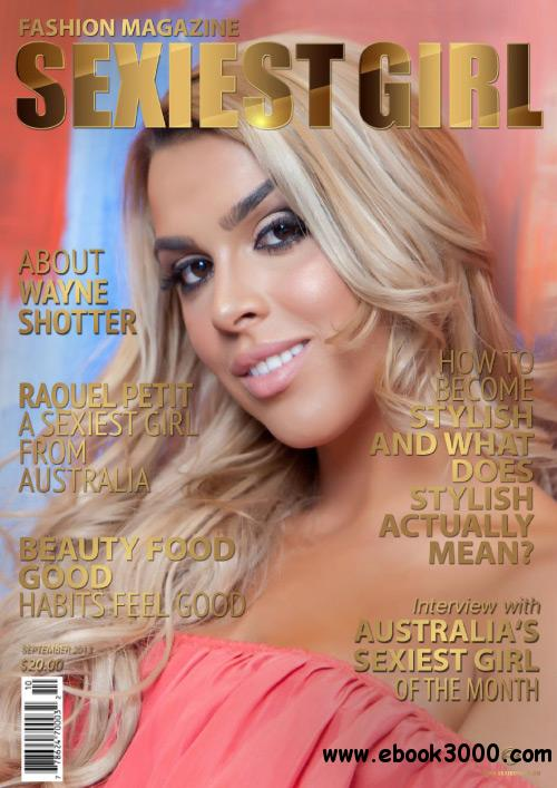 SEXIEST GIRL - September 2013 free download