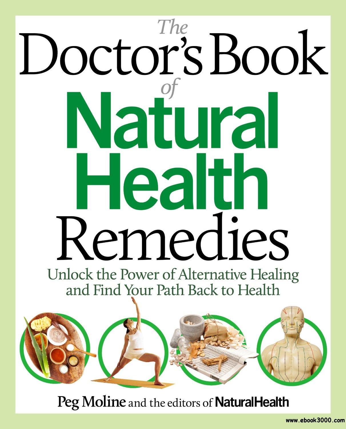 The Doctor's Book of Natural Health Remedies free download