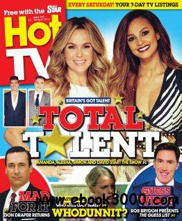 Hot TV - 12 April-18 April 2014 free download