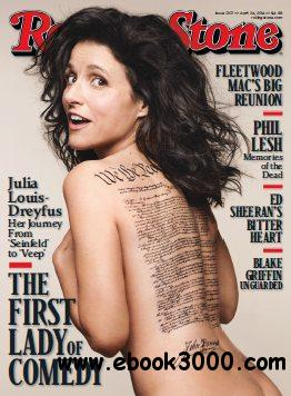 Rolling Stone USA - 24 April 2014 download dree