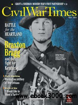 Civil War Times 2014-02 (Vol.53 No.01) free download