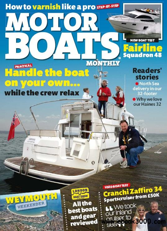 Motor Boats Monthly - March 2014 free download