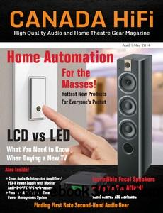 Canada HiFi - April/May 2014 free download
