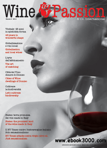 Wine Passion - Aprile 2014 free download