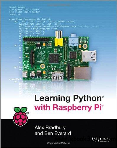 Learning Python with Raspberry Pi free download
