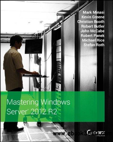 Mastering Windows Server 2012 R2 free download