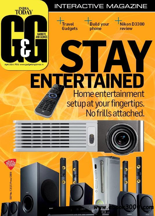 Gadgets and Gizmos - April 2014 free download
