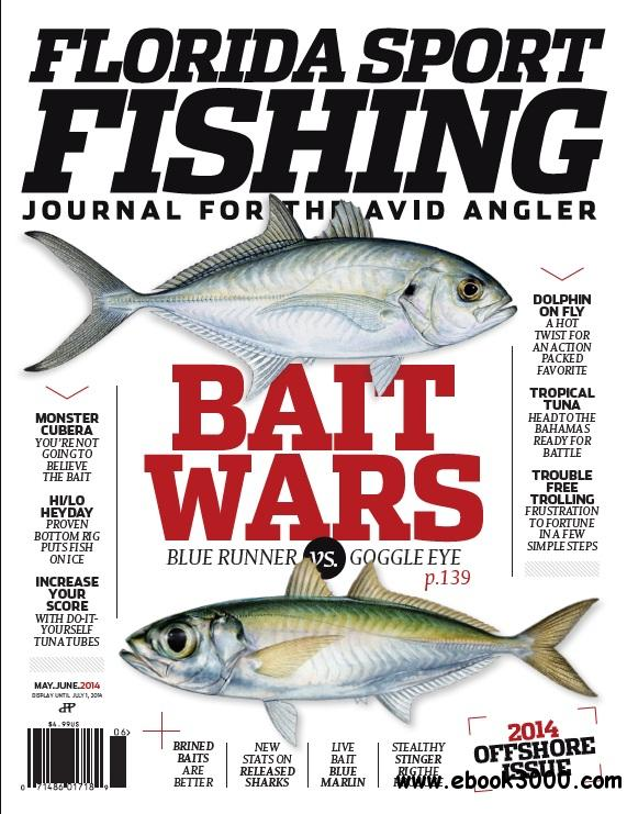 Florida Sport Fishing - May/June 2014 free download
