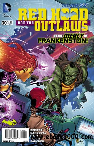 Red Hood and the Outlaws 030 (2014) free download
