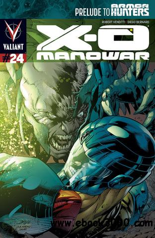X-O Manowar 024 (2014) free download
