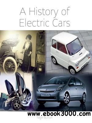 History of Electric Cars free download