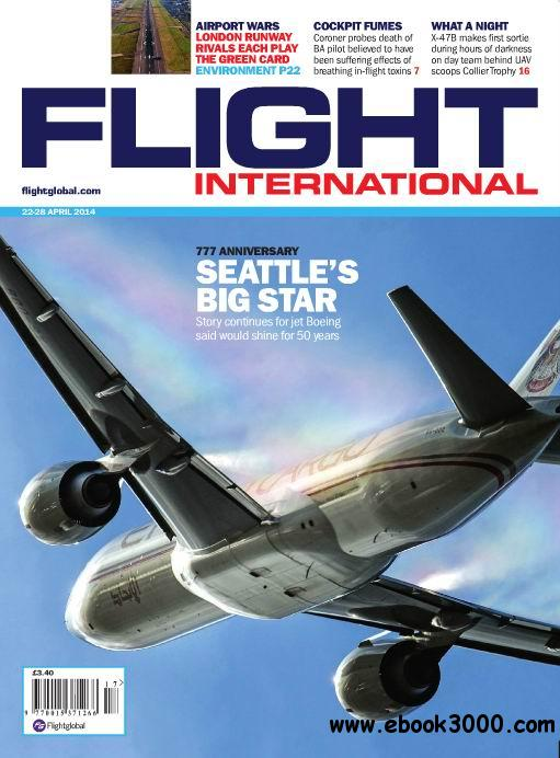 Flight International 22-28 April 2014 free download