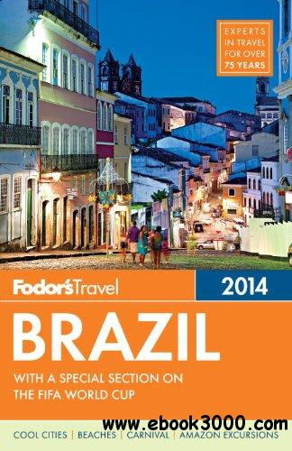 Fodor's Brazil 2014 free download