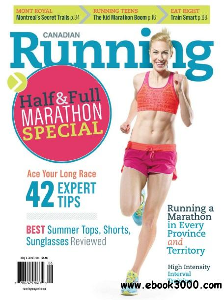 Canadian Running - May-June 2014 free download