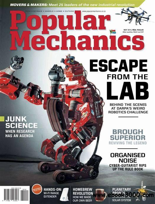 Popular Mechanics South Africa - May 2014 free download