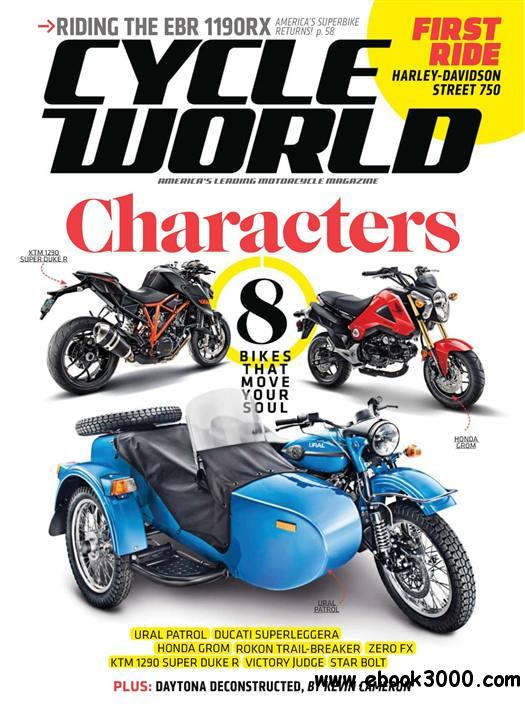 Cycle World - June 2014 free download