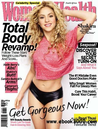 Womens Health - May 2014 / South Africa free download