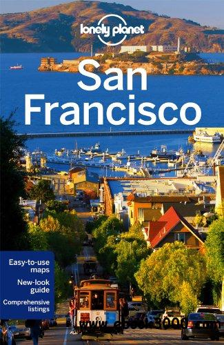 Lonely Planet San Francisco (City Guide) free download