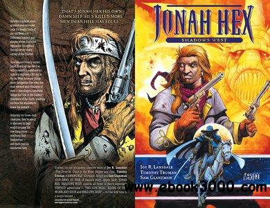 Jonah Hex - Shadows West (2014) (TPB) free download