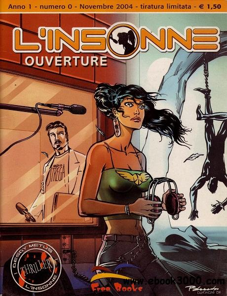 L'Insonne - Volume 0 - Ouverture (Seconda Serie) free download