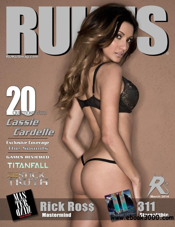 RUKUS magazine - March 2014 free download