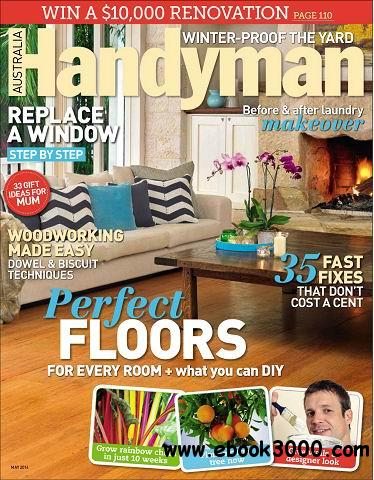 Australian Handyman Magazine May 2014 free download