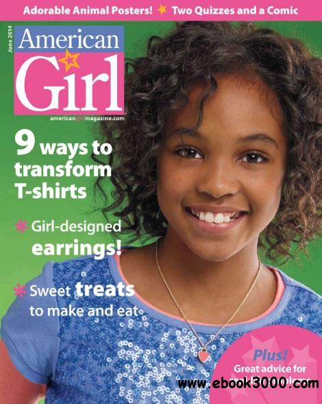 American Girl Magazine - May-June 2014 free download