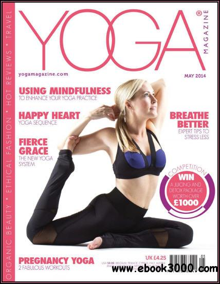 Yoga Magazine - May 2014 free download