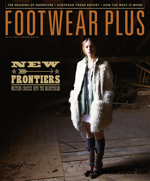 Footwear Plus - April/May 2013 free download