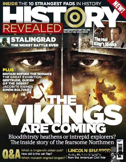 History Revealed Magazine Issue 03 free download
