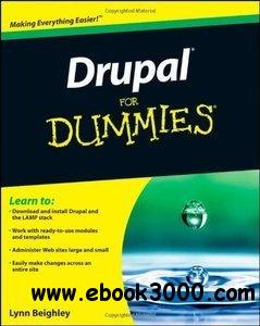 Drupal For Dummies free download
