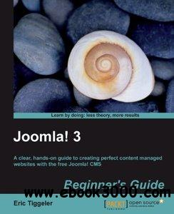 Joomla! 3 Beginner's Guide free download
