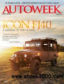 Autoweek - 28 April 2014 free download