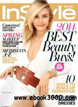 InStyle USA - May 2014 free download